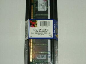 Kingston 512 MB DIMM 133 MHz SDRAM Memory (KTC-EN133/512)
