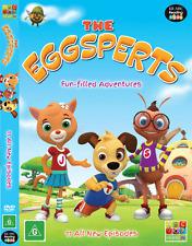 ABC Reading Eggs - The Eggsperts DVD