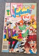 Archie Series Jughead's Diner  No 1,  April 1990 Comic Book - 1st Fab Issue.....