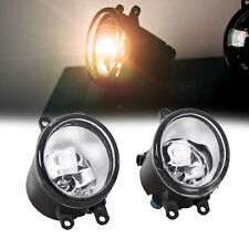 Pair Fog Light Lamp For TOYOTA CAMRY COROLLA TACOMA YARIS Driving Lamps