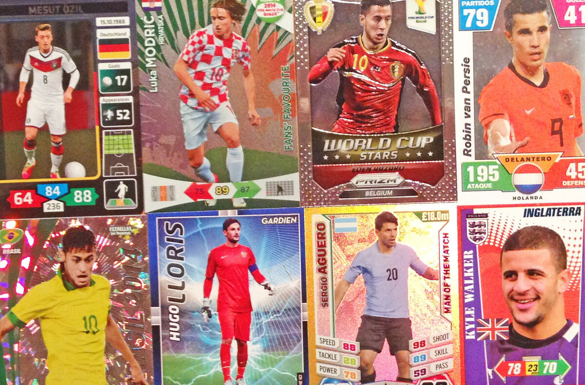 L&K Football Cards