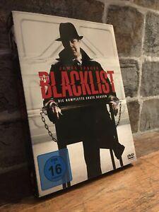The Blacklist - Season 1  [6 DVDs] (2014)