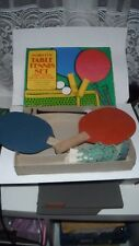 Vintage Family Fun Tennis de Table Set