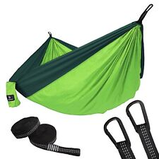 SONGMICS Ultra-Lightweight & Portable Hammock Hold up to 660LB
