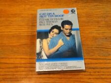 Cat on a Hot Tin Roof  Mgm, Big Box Clamshell  VHS Tape,  New & Sealed