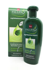 BSC FALLES Reviving Shampoo Kaffir Lime Hair Loss Prevention Colorless 300 ml.