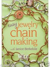 NEW! Easy Jewelry Chain Making with Janice Berkebile [DVD]
