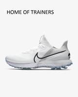 Nike Air Zoom Infinity Tour White Metallic Platinum Men's Trainers All Sizes