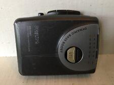 PHILIPS AQ6562 Portable Cassette player Walkman + AM/FM Radio TESTED & WORKING