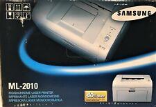 Samsung ML-2010 Standard Laser Printer