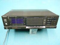 Technics SH 8066 Equalizer 12 band touchpanel w. Spectrum Analyzer