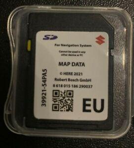 2021 SUZUKI SLDA BOSCH Navigationskarte SD-Karte MAP CARD Navigations Navi DE