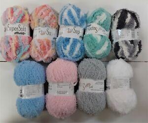 Super Soft Cuddly Yarn by Jarol