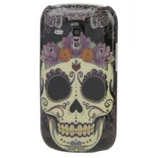 Hard Case/protection-Housse de samsung Galaxy s3 Mini gt-i8190 skull #5 dur-coquille