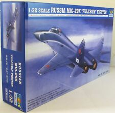 Trumpeter 1:32 02239 Russian MiG-29K Fulcrum Model Aircraft Kit