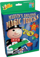 Marvins Amazing Magic Tricks, 25 Magic Tricks for Young Magician