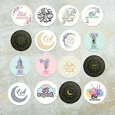 Huge Collection Eid Mubarak Stickers For Card Eid Gift Decoration Cupcakes Picks
