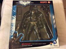Medicom Toy MAFEX No.002 The Dark Knight Rises Rise Batman Action Figure nib