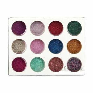 12 Colors Caviar mini Balls Micro Beads Kit Nail Art Acrylic UV DIY Decoration