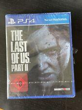 The Last of Us Part 2 II (PS4)noch in Folie eingeschweißt