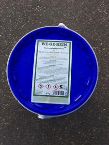 Wegerein 6 kg Reinigungsmittel Grünbelagentferner + Unkrautvernichter UnkrautEx
