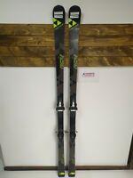Fischer RC4 World Cup GS 183 cm Ski + BRAND NEW Tyrolia 10 Bindings FIS BSL