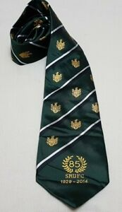 SCUNTHORPE RUGBY UNION SRUFC 1929 - 2014 85 YEARS COMMEMORATIVE TIE