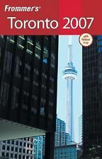 Frommer's 2007 Toronto by Hilary Davidson (2006, Other, Mixed media product)