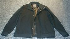 """WOOL JACKET BY BURTON SIZE L OR 46"""" CHEST"""