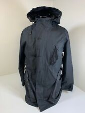 All Saints Wire Lined Mens Coat Small Vintage