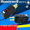 Honeywell Micro Limit Switch V15S05-EZ015-K01 3 Pin 5A 125/250VAC 0.1A 48VDC T85