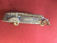 Vintage Antique Toy Collectible 1930's Tootsietoy Greyhound Bus Tootsie Toy
