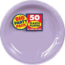 Amscan Plastic Party Plates | eBay