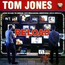 (CD) Tom Jones - Reload [1999, Gut Records LTD]
