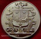 MED2830 - MEDAILLE VILLE DE GRANVILLE - FRENCH MEDAL