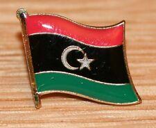 LIBYA Africa Flag Metal Lapel Pin Badge New