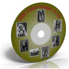 3800 Indian Images on CD - Art & Craft Historical