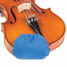 Chin Cozy Medium Blue Chinrest Pad: 1/2 - 4/4 Violins