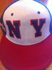NEW YORK  ZEPHYR RETRO FITTED HAT LOW PRICE FREE SHIPPING