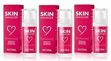 3x Alcina Skin Manager Perfektionist Powder Fluid je 30 ml
