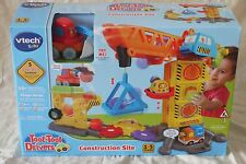 Vtech Baby-Toot Toot Drivers-Construction Site-Brand New lot B