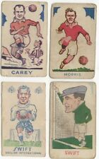 MANCHESTER UTD Sports Favourites No.170 J Carey A&J Donaldson black back