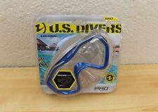 US Divers ANACAPA Snorkeling Mask Adult Size NIP