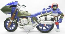 Teenage Mutant Ninja Turtles 2002 Motorcycle & 2003 Extreme Sports Biker Don