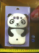 Claire's Claires Accessories Cute Panda Samsung Galaxy S3 Phone Cover £8 RRP