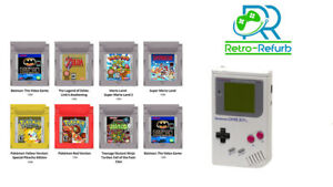 Nintendo GameBoy Games - Multi - Game Boy Fast Free Post