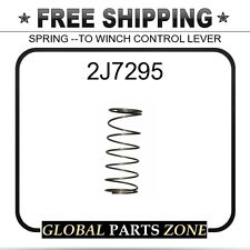 2J7295 - SPRING --TO WINCH CONTROL LEVER 8R5272 for Caterpillar (CAT)