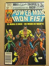 Power Man and Iron Fist #78 Marvel 1974 Series 3rd app Sabretooth 9.0 VF/NM