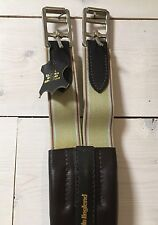New Size 46 Chafeless Girth - Real English Leather - Sweat Resistant - Save