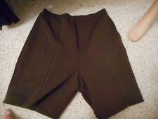 Vintage Womans Trissi Brown Shorts